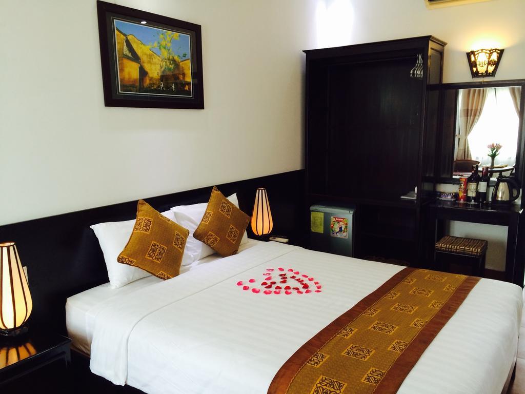 Phòng nghỉ ở Golden Bell Homestay Hội An cực đẹp