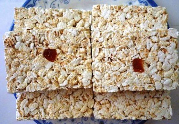 Đặc sản bánh cốm sữa Bình Thuận (ảnh sưu tầm)