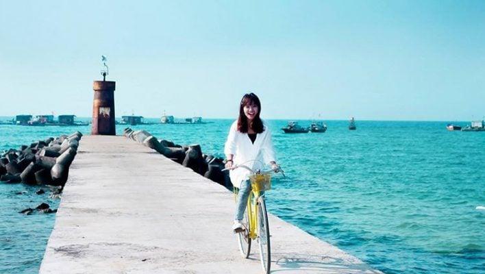 Đảo Lý Sơn đẹp yên bình