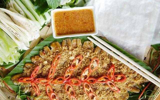 Gỏi cá mai ở Phan Thiết (ảnh sưu tầm)