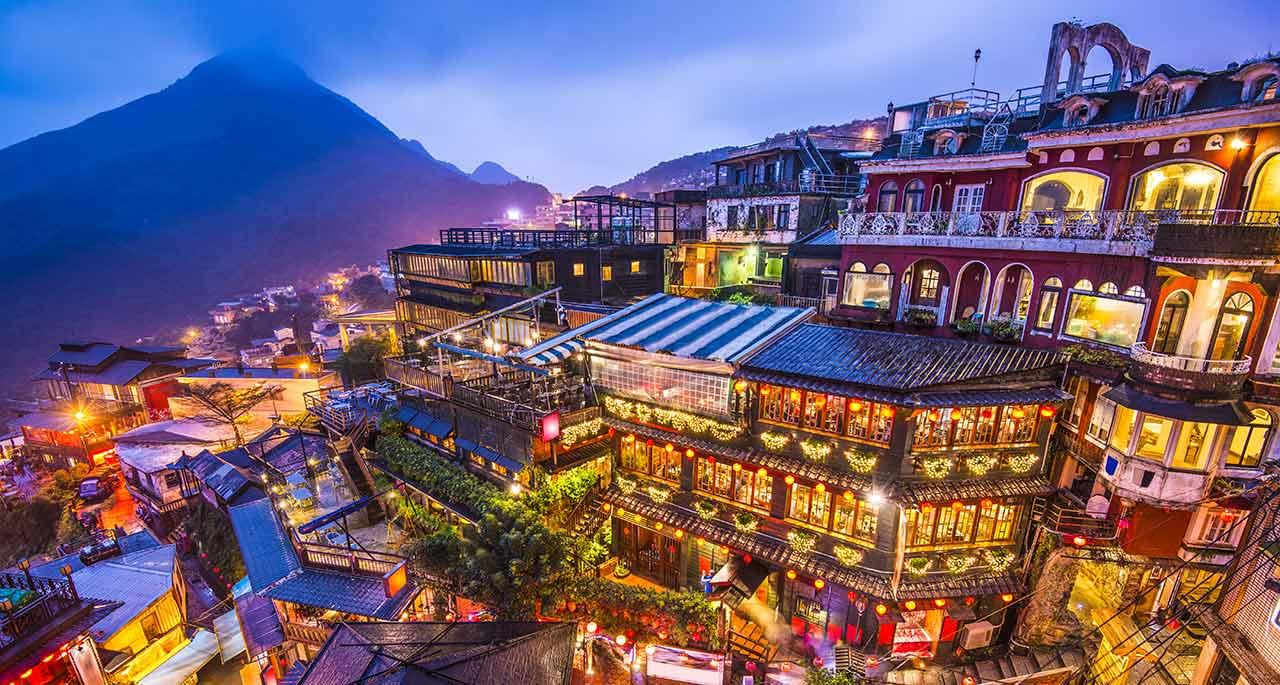 Thanh xuân nhất định phải đến Taiwan một lần- Du lịch Đài Loan