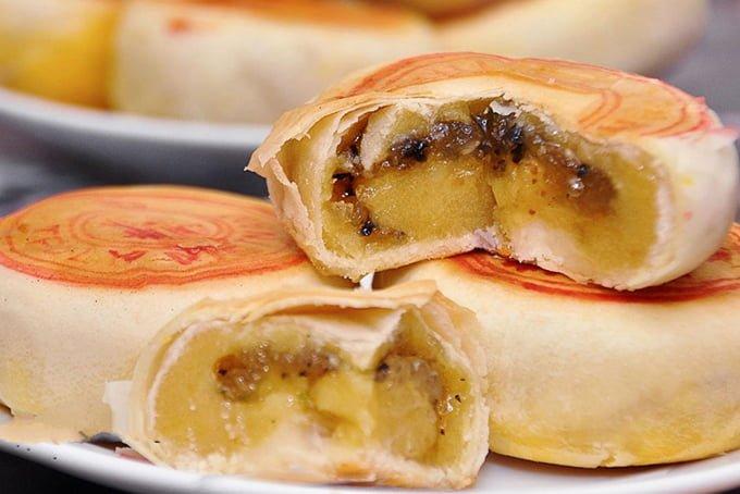 Bánh Pía Sóc Trăng (ảnh sưu tầm)