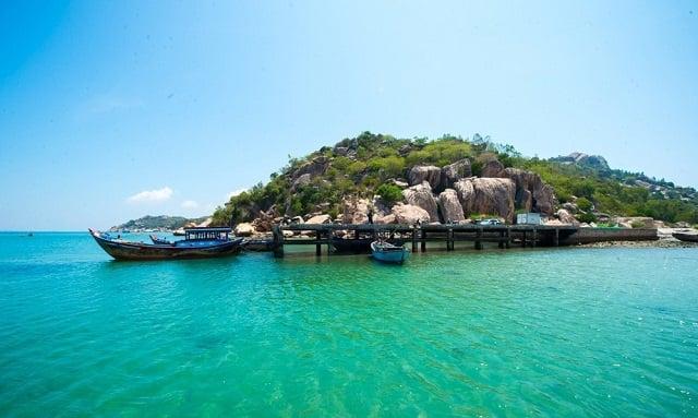 Đảo Robinson ở Nha Trang