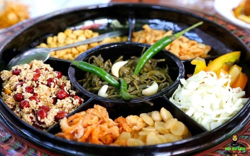 Những món ăn đặc sắc ở Myanmar- nền ẩm thực đáng tự hào