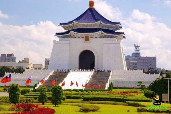 Nhà tưởng niệm Tưởng Giới Thạch (ảnh sưu tầm)