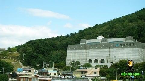Bokcheon bảo tàng ở Busan (ảnh sưu tầm)