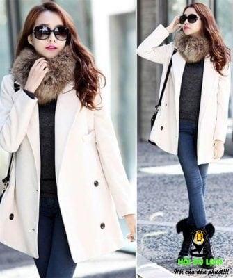 Quần áo Hàn Quốc nhiều bạn trẻ yêu thích chọn mua (ảnh sưu tầm)