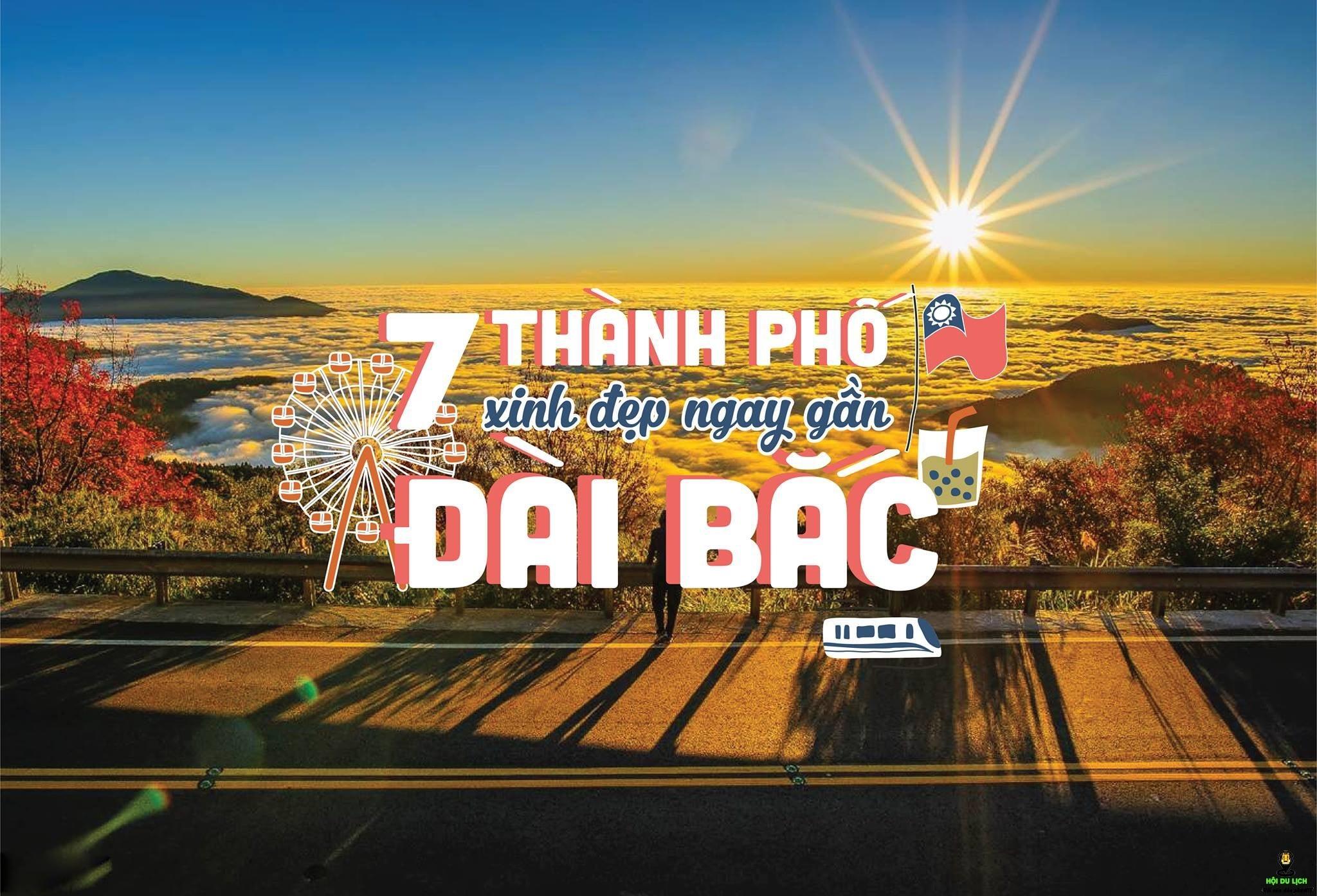 Cẩm nang từ A đến Z cho tính đồ du lịch Đài Loan
