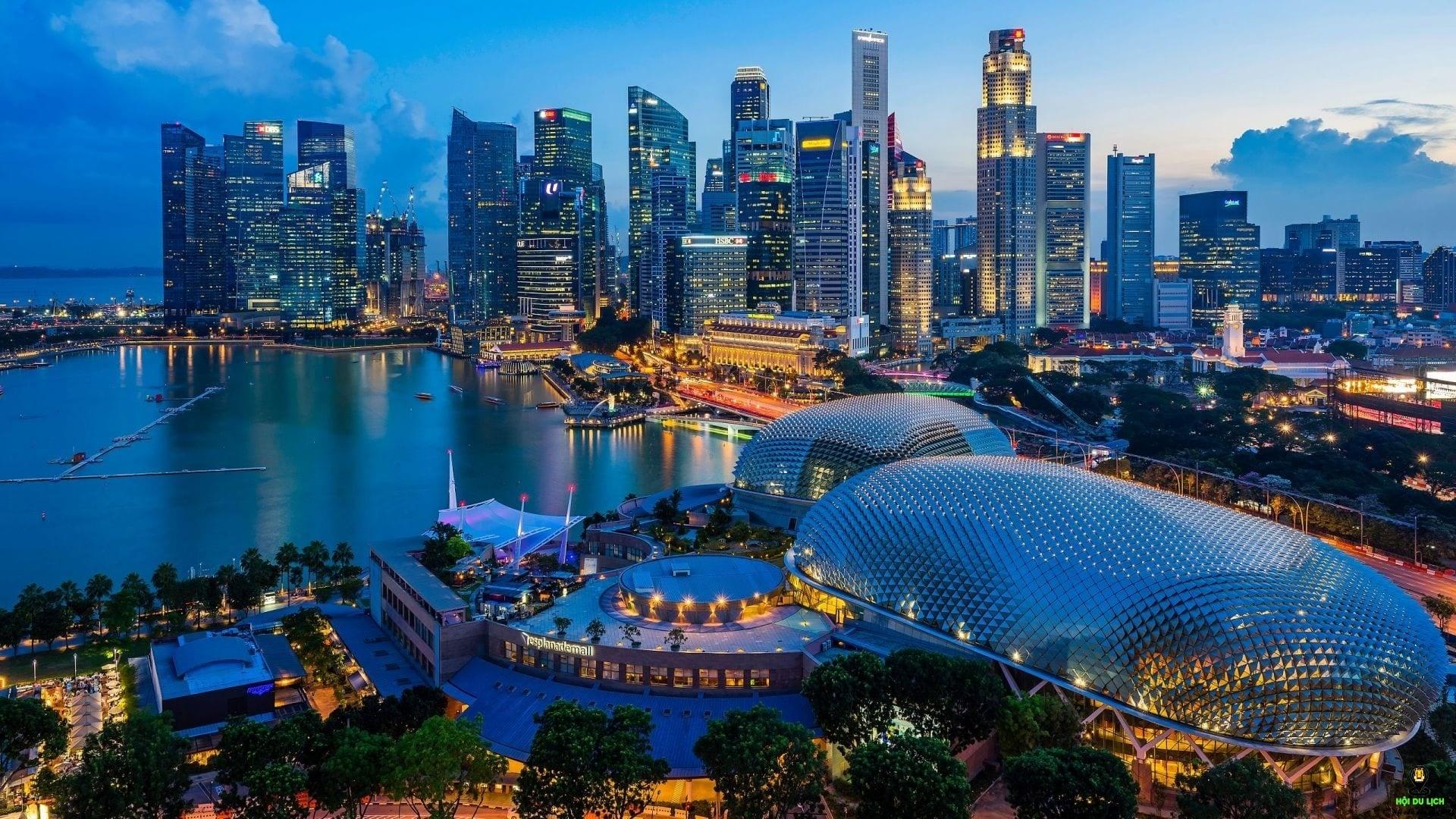 Du lịch Singapore và những điều thú vị phần 1