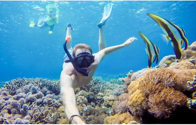 Lặn biển ngắm san hô đẹp tuyệt (ảnh sưu tầm)