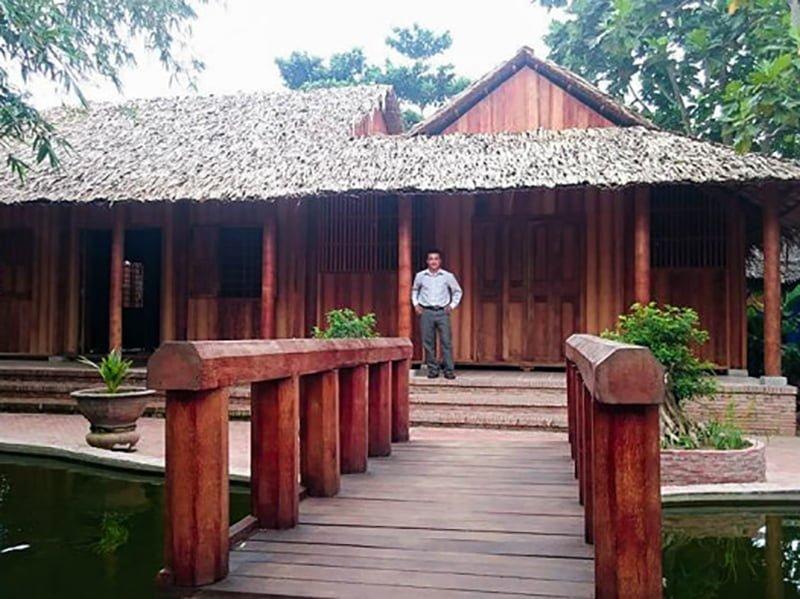 Tham quan bảo tàng dừa (ảnh sưu tầm)
