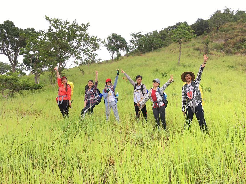Vườn quốc gia Núi Chúa - điểm Phượt cực hấp dẫn ở Ninh Thuận