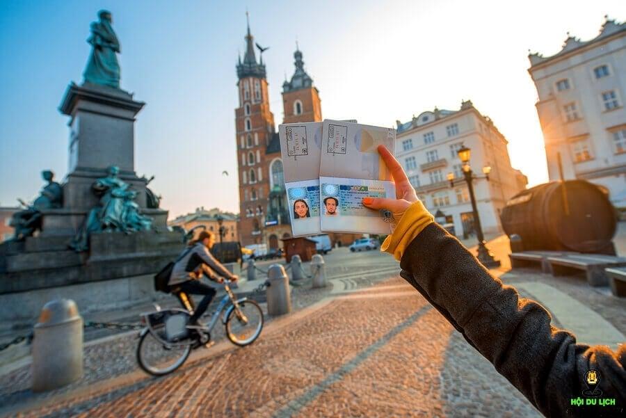 Chi tiết thủ tục xin visa du lịch Ba Lan