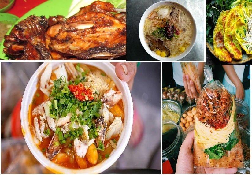 Tổng hợp các món ăn vặt Hot nhất Sài Gòn
