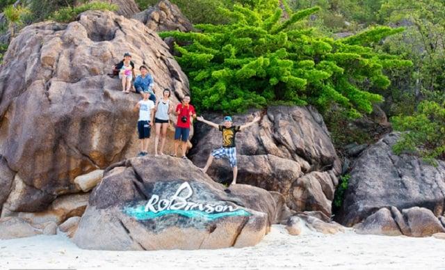 [REVIEW] Trải Nghiệm Trên Đảo Robinson Ở Nha Trang