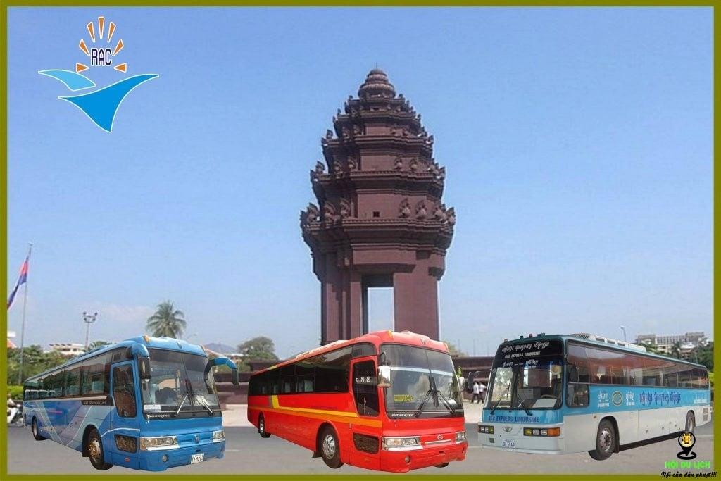 xe vp 1024x683 - Giá vé các hãng xe đi Campuchia từ Sài Gòn năm 2019