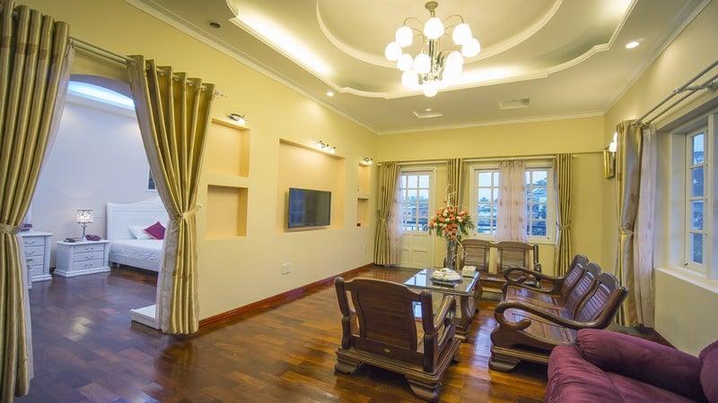 Top 10 khách sạn Đà Lạt giá rẻ và tiện nghi (Phần 2)