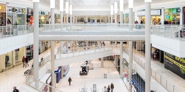 Mỹ – một trong những thiên đường mua sắm của thế giới