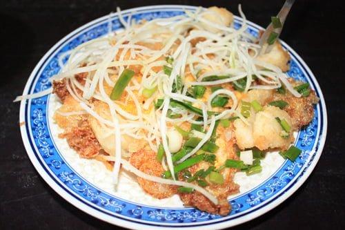 Món bột chiên ngon ở Sài Gòn (ảnh sưu tầm)