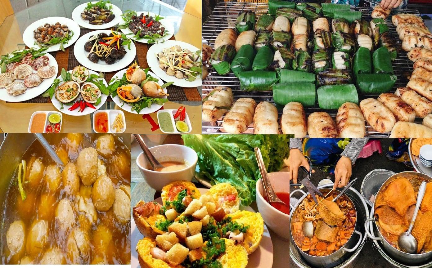 Tổng hợp các món ăn vặt Hot nhất Sài Gòn (Phần 2)