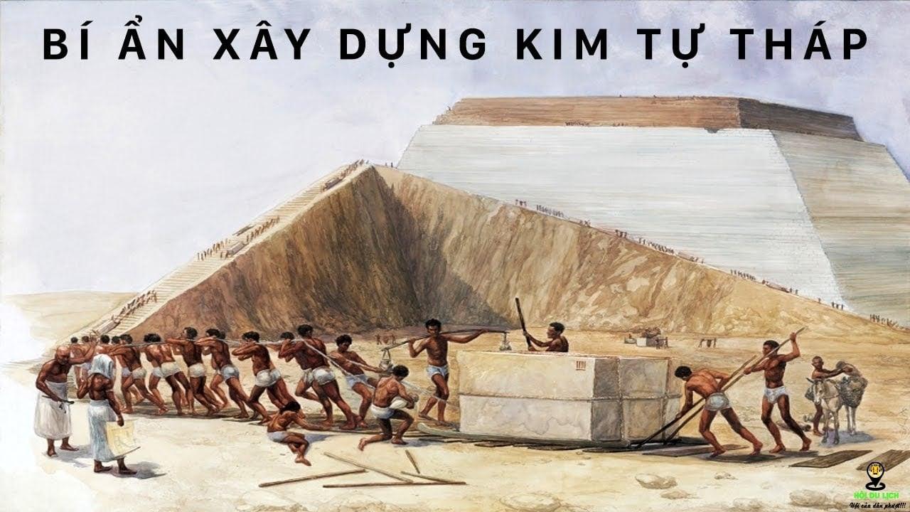 Lực lượng xây dựng Kim Tự Tháp