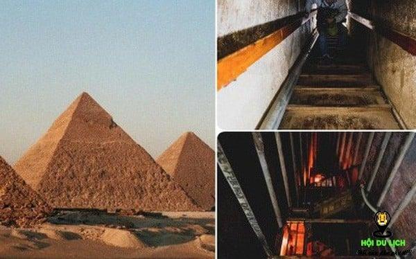 Lăng mộ của Giza