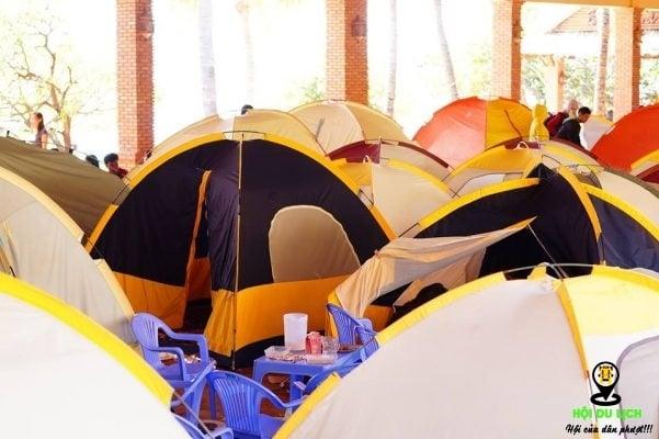 Địa điểm lưu trú ở Mũi Né