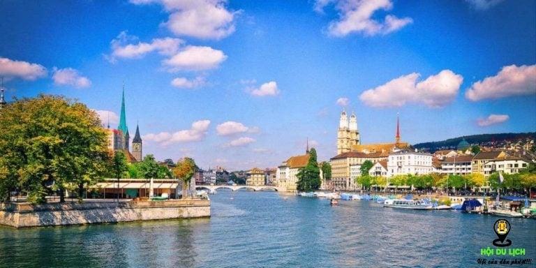 Top 3 điểm du lịch tuyệt vời nhất không thể bỏ lỡ ở Thụy Sỹ