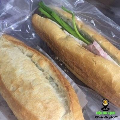 Bánh mì Bà Lan ở Đà Nẵng