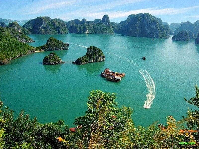Đảo Cát Bà thiên đường du lịch biển đẹp như mơ trong mùa hè