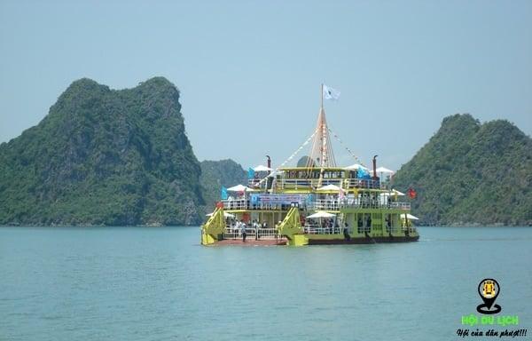 Du lịch đảo Cát Bà xinh đẹp