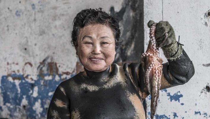 Người làng Seongup dân sống chủ yếu bằng nghề đánh bắt hải sản