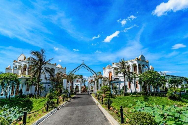 Biệt thự khu nghỉ dưỡng Vườn Vua Phú Thọ