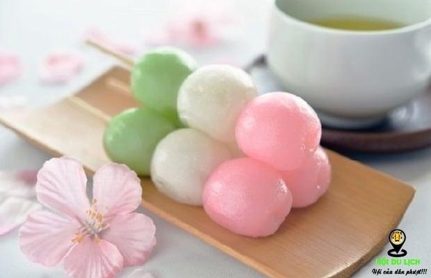Điểm danh 8 món ăn đường phố khiến khách du lịch mê mẩn khi tới Nhật
