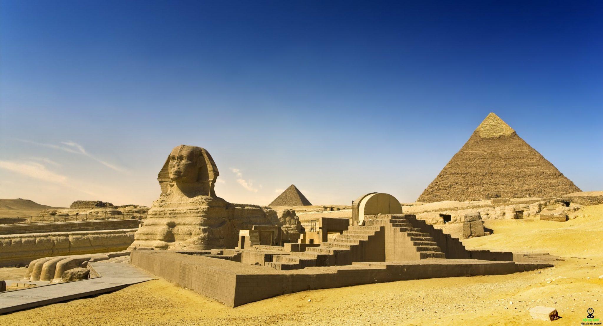 Những điều tuyệt vời nhất ở Ai Cập (Part 1)