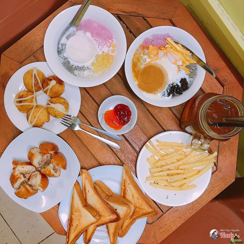 Quét sạch 51 món ăn vặt Hà Nội 12 quận thành