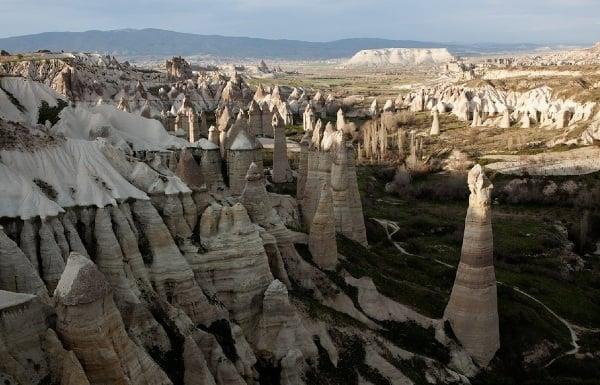 Kỳ quan thiên nhiên Cappadocia