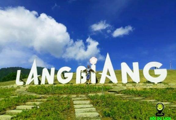 Ghé thăm xứ Lang Biang huyền thoại