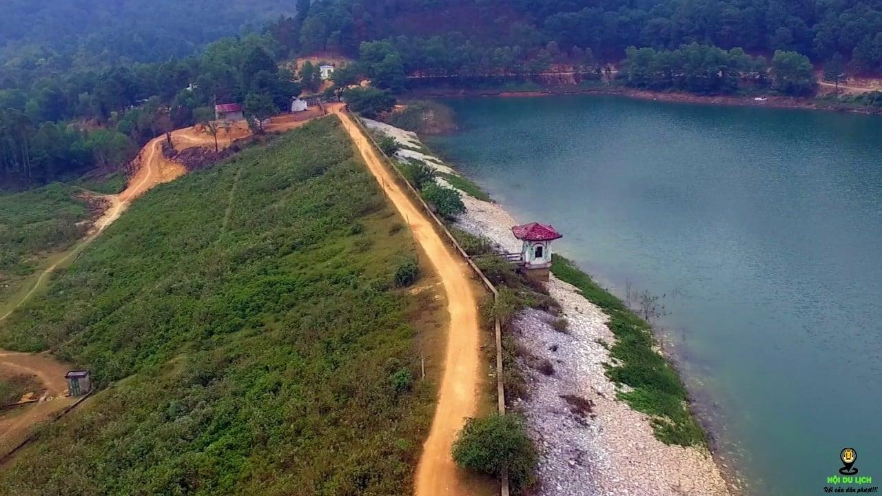 Địa điểm du lịch gần Hà Nội.
