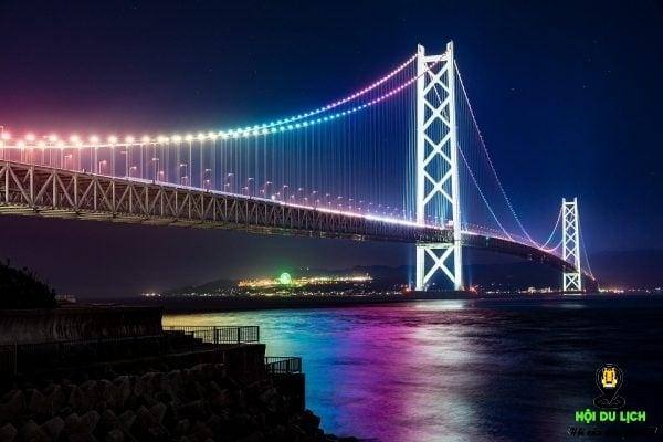 Cầu Akashi-Kaikyo (Nhật Bản)