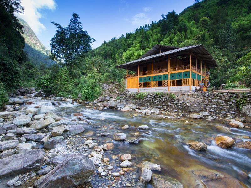Nam Cang Riverside - Top 12 homestay Sapa độc và đẹp