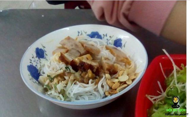 Bún mắm Vân ngon ngọt ở Đà Nẵng