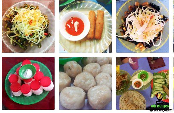 Các món ăn vặt không thể làm ngơ khi du lịch Đà Nẵng