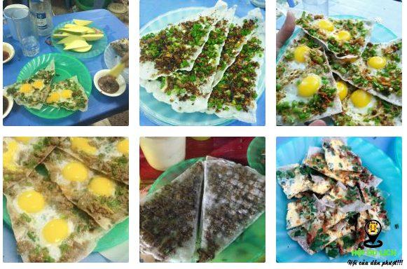 Bánh kẹp dì Hoàng ở Đà Nẵng (ảnh sưu tầm)