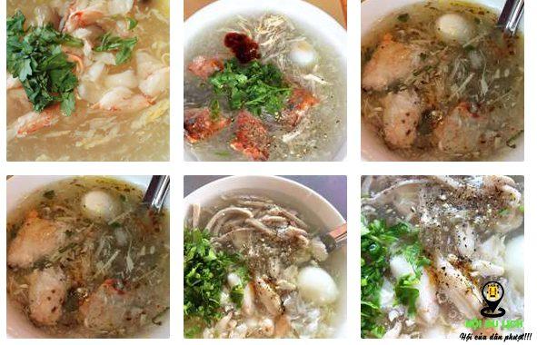 Súp cua ngon ở Đà Nẵng ( ảnh sưu tầm)