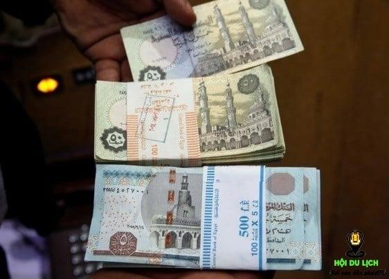 Kết quả hình ảnh cho tiền Ai Cập