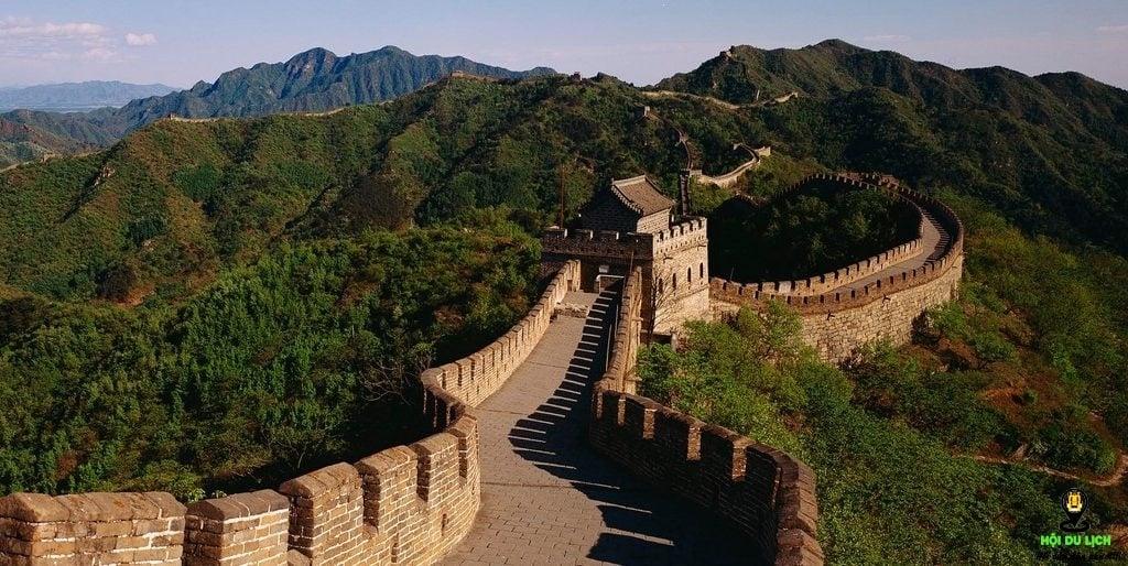 Vạn Lý Trường Thành - Du lịch Trung Quốc