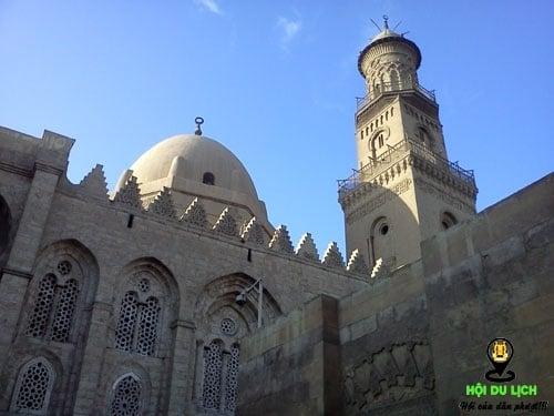 Công trình kiến trúc cổ ấn tượng