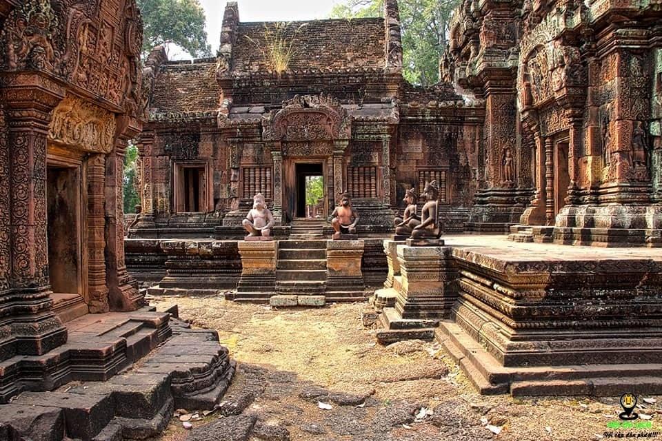 Những điểm du lịch Campuchia hè 2019