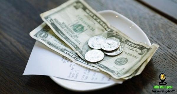 Điểm lưu ý khi du lịch Israel - nhớ để lại tiền boa cho người phục vụ